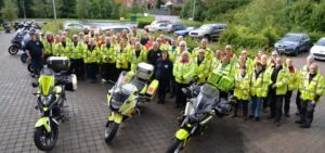 Blanco Digital helps Blood Bikes Wales secure up to $10,000 in free Google Ads clicks per month